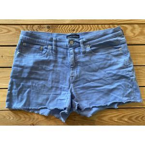 J. CREW Mercantile Cut Off Denim Jean Shorts